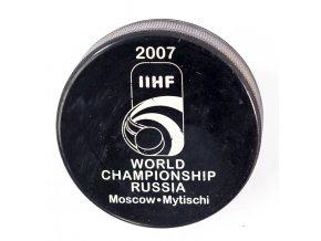 Puk MS 2007 , IIHF, Russia, 2007