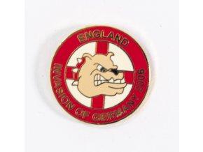 Odznak , England, Invasion of Germany 2006