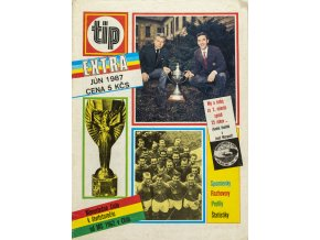 Časopis, Tip extra, mimořádné číslo k 25. výročí MS v Chile, 1987
