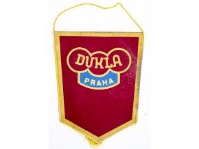 Vlajka Dukla Praha II
