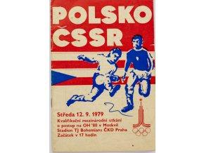 Program Polsko v. ČSSR, 1979
