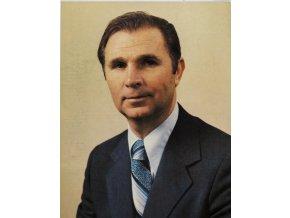 Foto karta , Viktor Tichonov, 1984 (1)