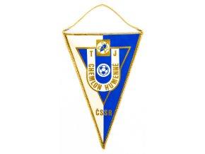 Vlajka klubová Chemlon Humenné 2