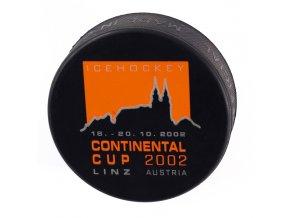Puk Continental cup, Linz, Austria, 2002