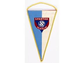 Vlajka klubová Spartak Vlašim