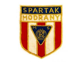 Nášivka Spartak Modřany