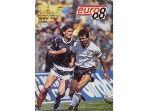 Časopis, Mistrovství Evropy v kopané 1988