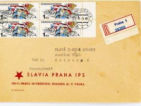 Firemní celistvost PRAGOFRUCT, S.K. Slavia Praha.