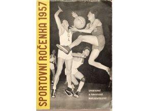 Sportovní ročenka 1957