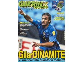 Časopis, Guerin Sportivo, Gilar Dinamite, 2004