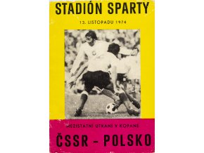 Program ČSSR v. Polsko, 1974