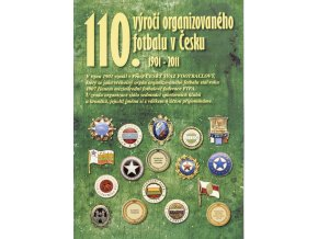 Brožura, 110. výročí organizovaného fotbalu v České republice, 19012011