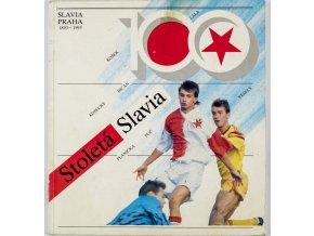 Publikace, Stoletá Slavia, 1893 1993
