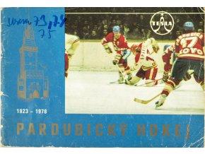 Pardubický hokej, 1923 1978