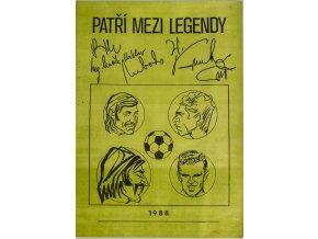 Publikace, Patří mezi legendy, 1988 (1)