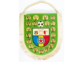 Program Dukla Praha vs. Real Madrid, 1964 (27)