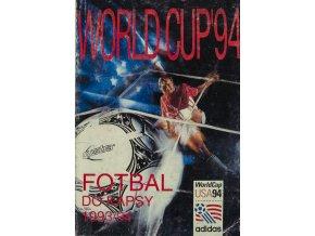Publikace, Fotbal do kapsy, World cup USA, 1994