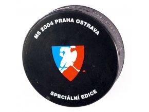 Puk MS 2004 Czech Republic, Prague Ostrava, speciální edice II