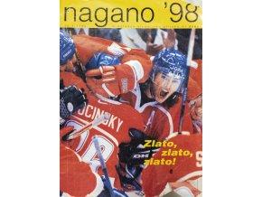 Časopis příloha MF, Nagano 98