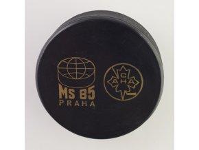 Puk MS hokej 1985 CANADA