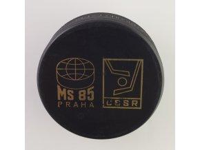 Puk MS hokej 1985 ČSSR