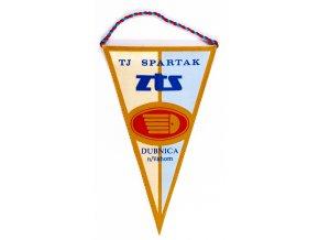 Vlajka TJ Spartak ZTS Dubnica nad Váhom (1)