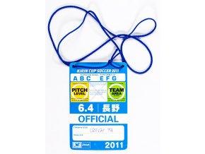 Akreditace Kirin Cup Soccer, Czech republic, 2011 (1)