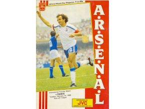 Program Arsenal v. France, 1989