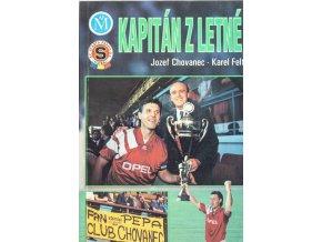Kniha, Kapitán z Letné, J. Chovanec