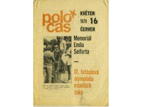 Poločas Slavia, Memoriál Emila Seiferta, 1976