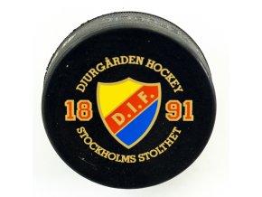 Puk Djurgarden Hockey, 1891