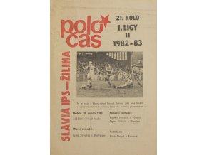 Poločas Slavia IPS ZVL Žilina, 19821983