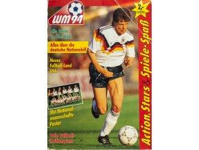 Magazín , WM 94, Action, Stars, Spiele, Spass