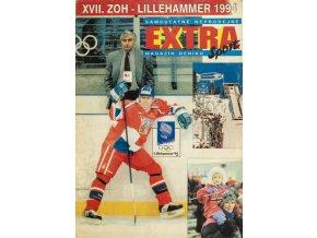Magazín deníku Sport, Extra, Lillehammer OG, 1994 II