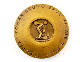 Medaile Čs. atletický svaz, Evropský pohár Bruno Zauli, 1982 (2)
