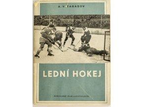 Kniha, Tarsov, Lední hokej, 1952