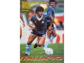 Magazín, Italia 90