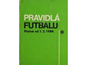 Pravidlá futbalu, 1984