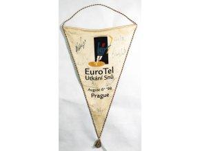 Klubová vlajka hokej Maxi, Utkání snů, 1998. autogramy (1)