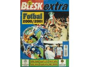 Magazín ,Blesk Extra, Fotbal 20002001