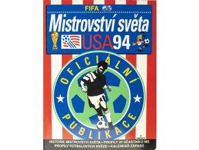 Magazín , WM 94, Fotbal, USA