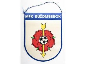 Vlajka klubová, MFK Ružomberok (1)