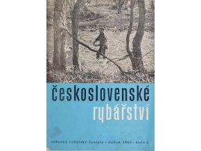 Časopis Československé Rybářství, 41960