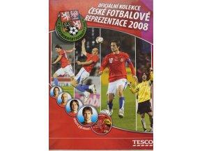 Album, Čs. fotbalová reprezentace, 2008 (1)