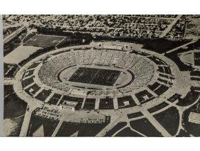 Pohlednice stadion, Bucuresti