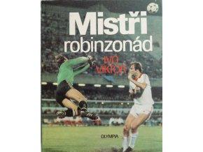 Kniha , Mistři robinzonád, Ivo Viktor, 1988