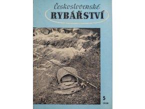 Časopis Československé Rybářství, 51958