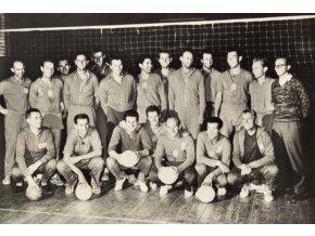 Fotografie, Družstvo odbíjené ČSSR (1)