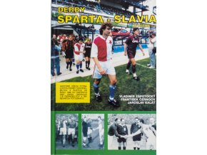 Kniha , Derby Sparta Slavia, 1994
