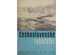 Časopis Československé Rybářství, 21961